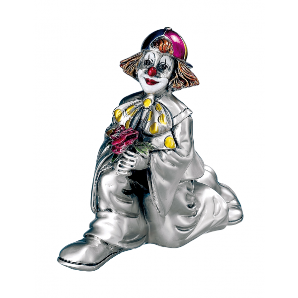 Mida Shop | Clown Fiore dipinto a mano